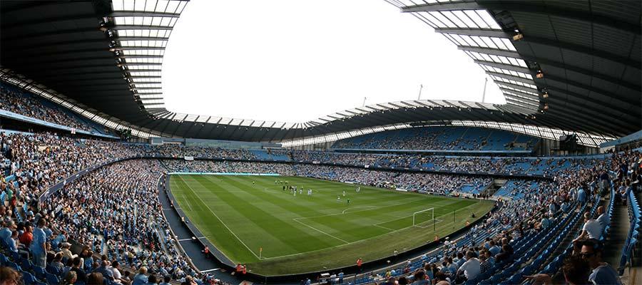 Stade Etihad, Manchester City