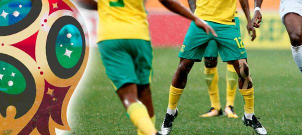 Éliminatoires Russie 2018 zone CAF