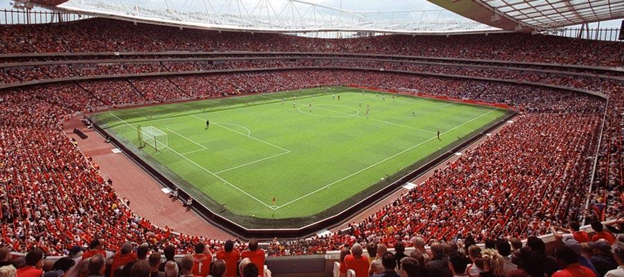 Emirates stadium, Londres, Arsenal FC