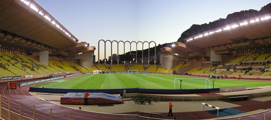 Stade louis II, AS Monaco