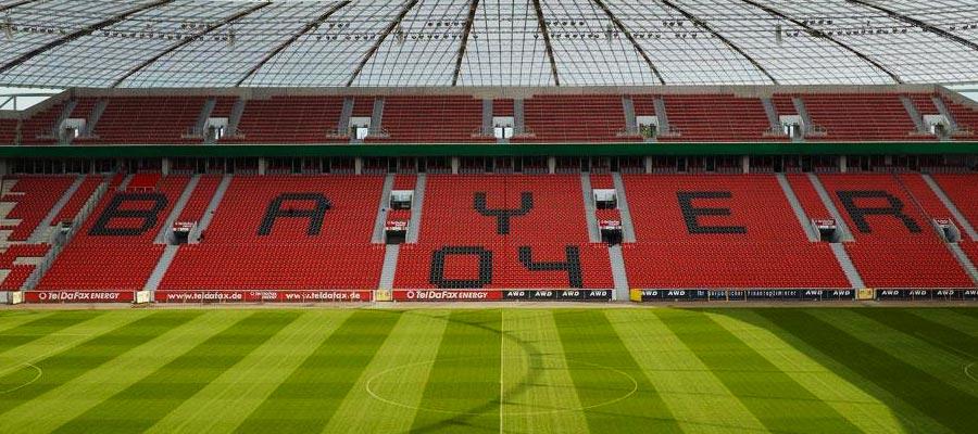 Bay Arena, Bayer Leverkusen