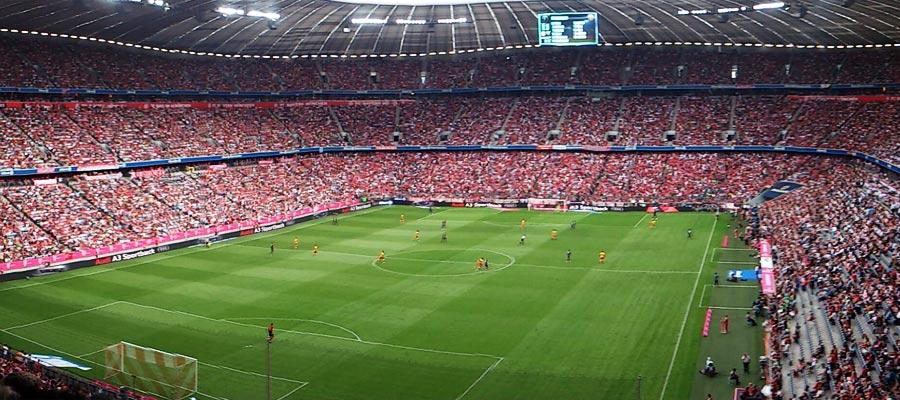 Allianz Arena, Munich - Les plus beaux stades d'Europe