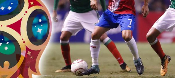 Éliminatoires Russie 2018 zone Concacaf