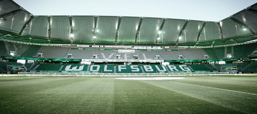 Volkswagen Arena, Wolfsburg - - Les plus beaux stades d'Europe