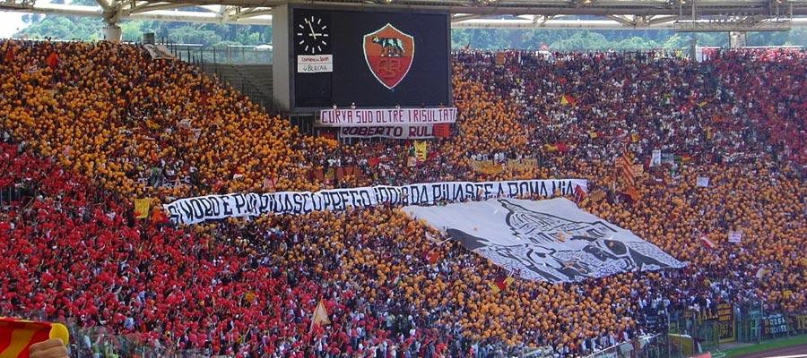 Stade Olympique, Rome