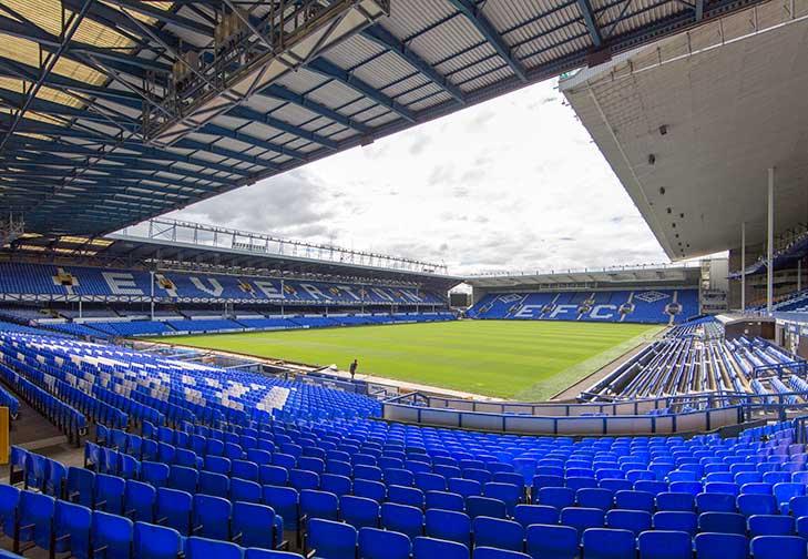Goodison Park, Liverpool - - Les plus beaux stades d'Europe