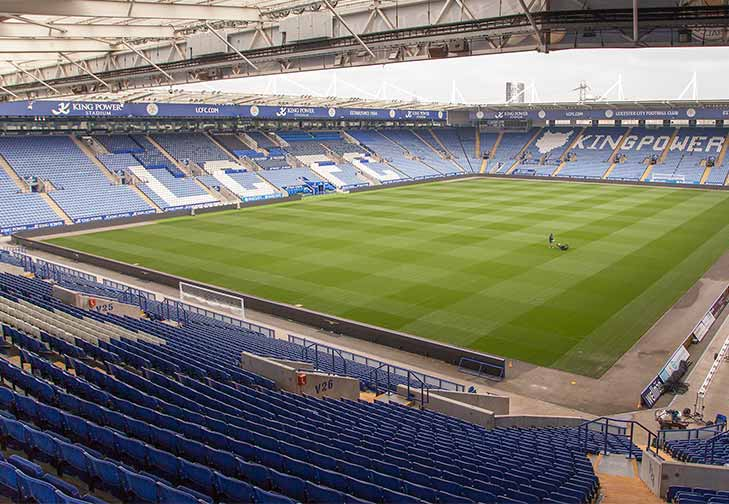 King Power Stadium, Leicester - Leicester City FC