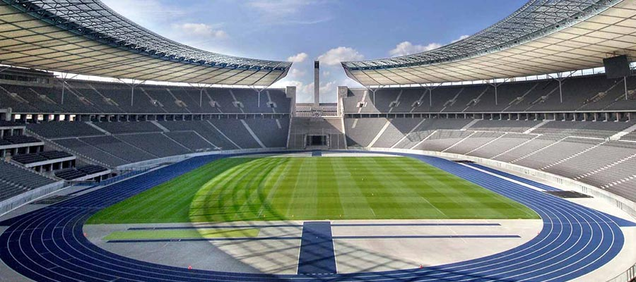 Olympiastadion, Berlin - Les plus beaux stades d'Europe