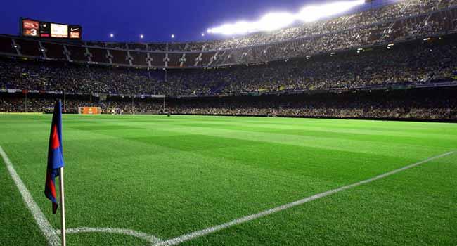 Camp Nou de Bacelone