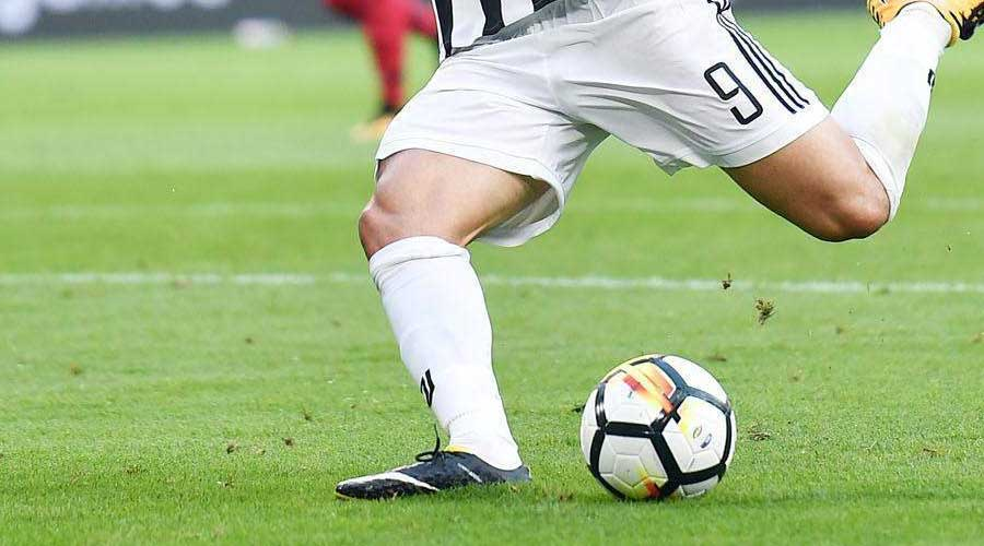 Serie A numéro 9 Juventus
