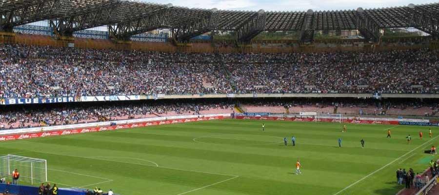 Stade de Naples San Paolo