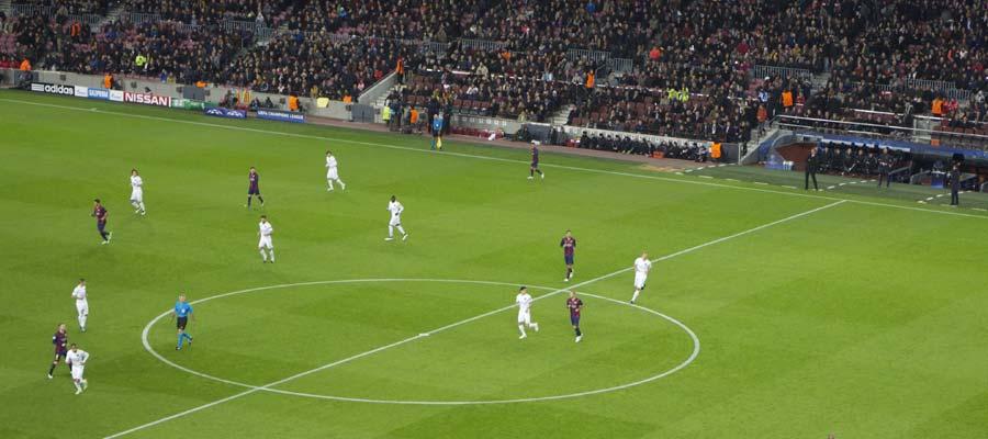 matchs football à barcelone en février